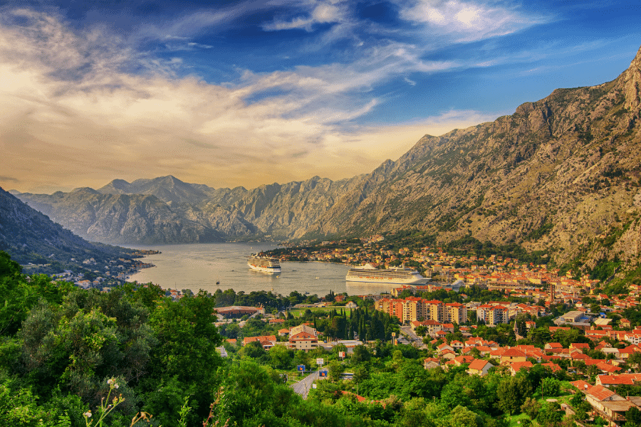 Montenegro citizenship by residency is difficult