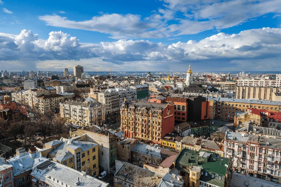 Why Ukraine Residence