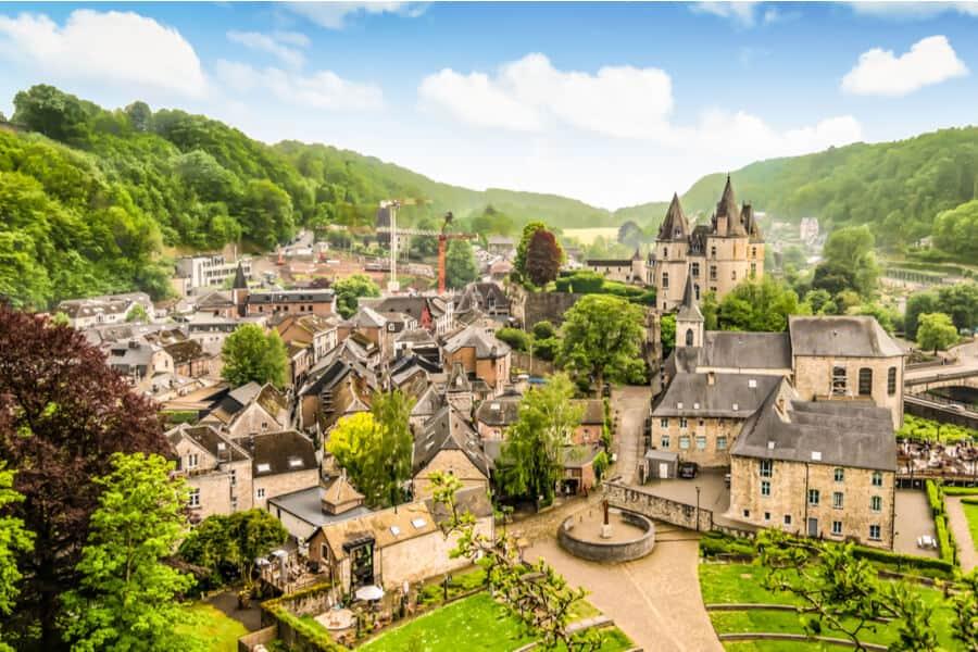 Durbuy Belgium Business Visa