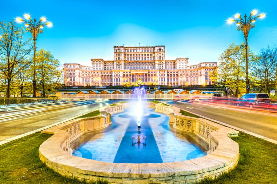 Romania Business Visa