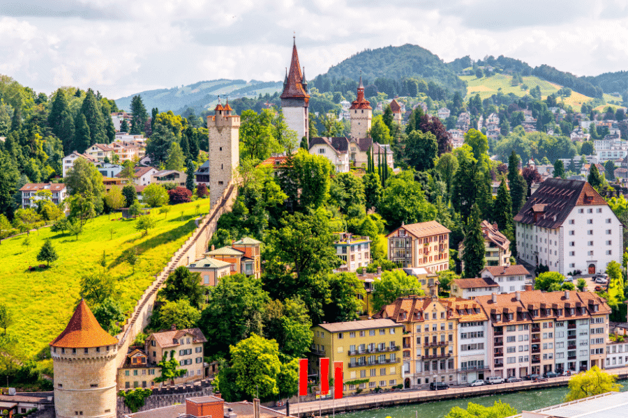Taxes in Switzerland for High-Net-Worth Individuals