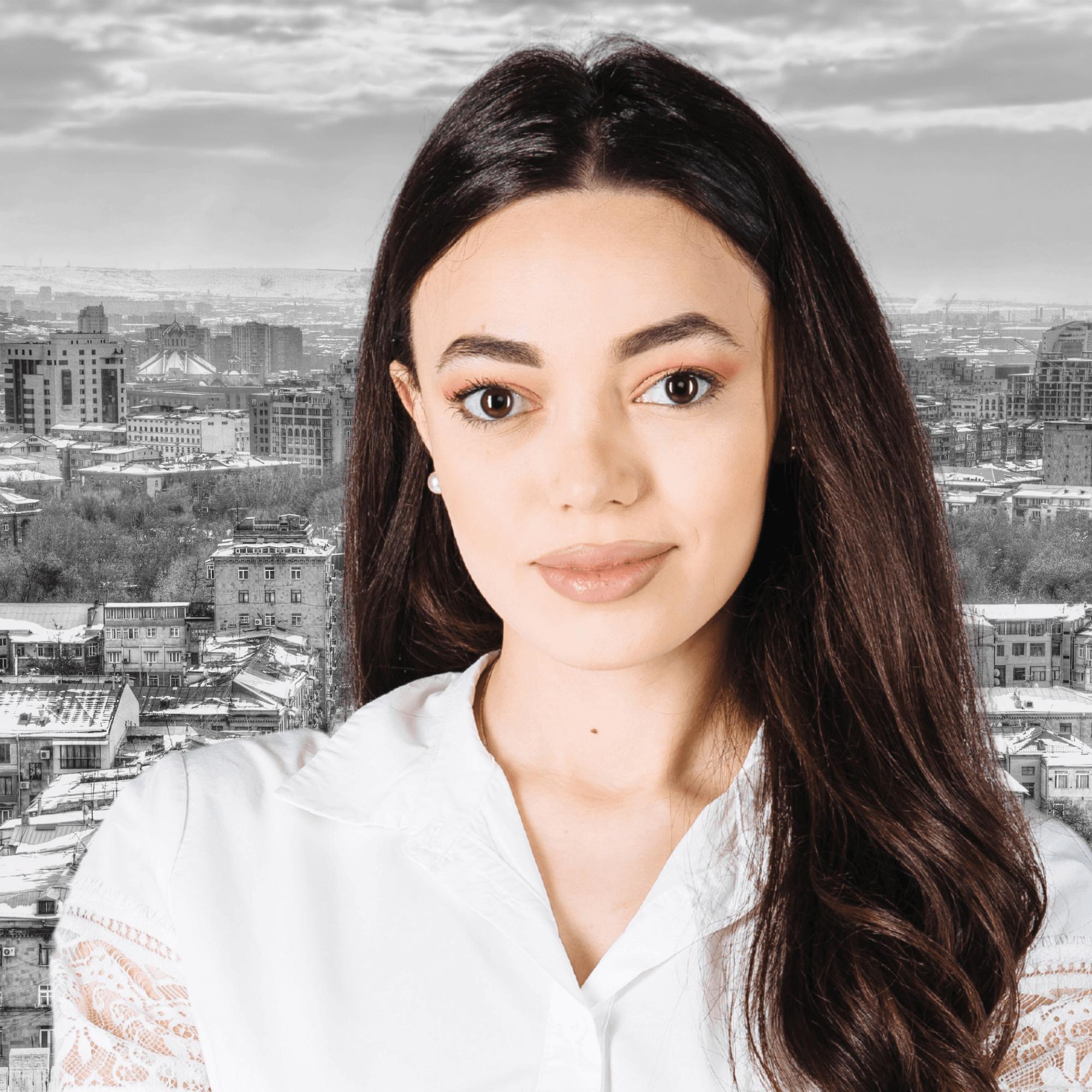 Anna Harutyunyan Nomad Capitalist Team