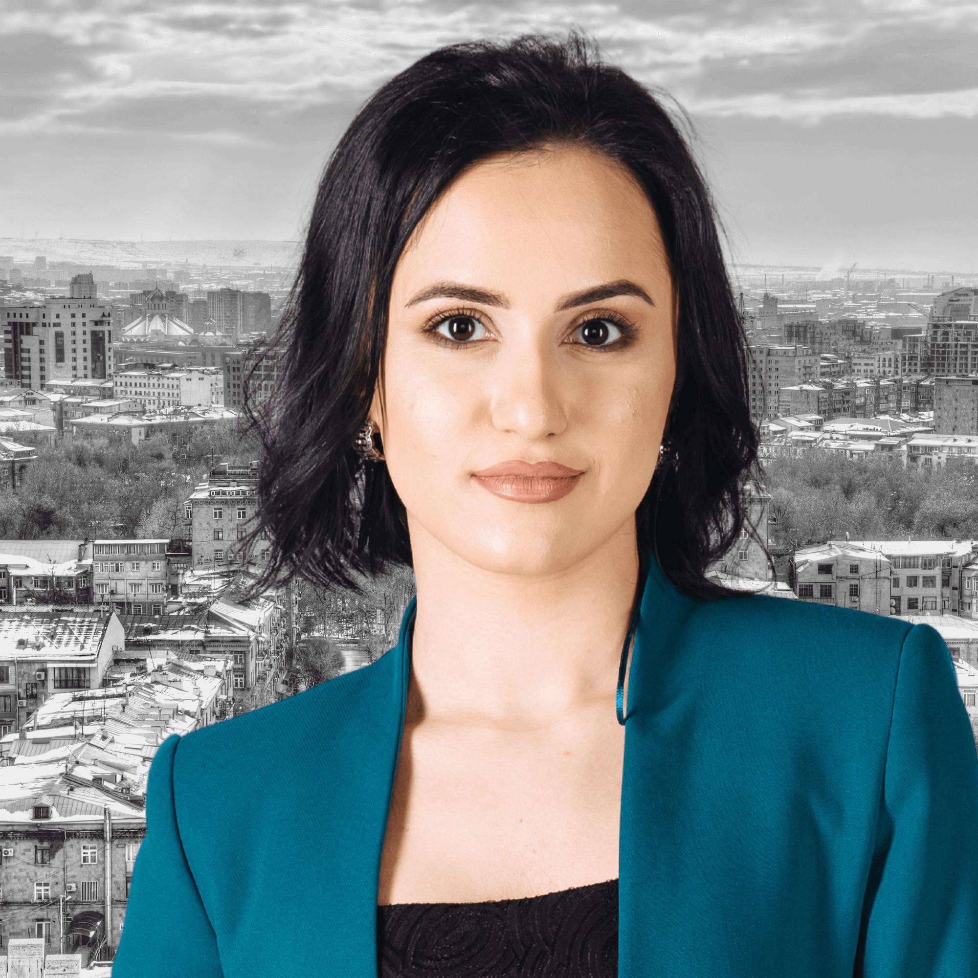 Mariam Vardazaryan Nomad Capitalist Team