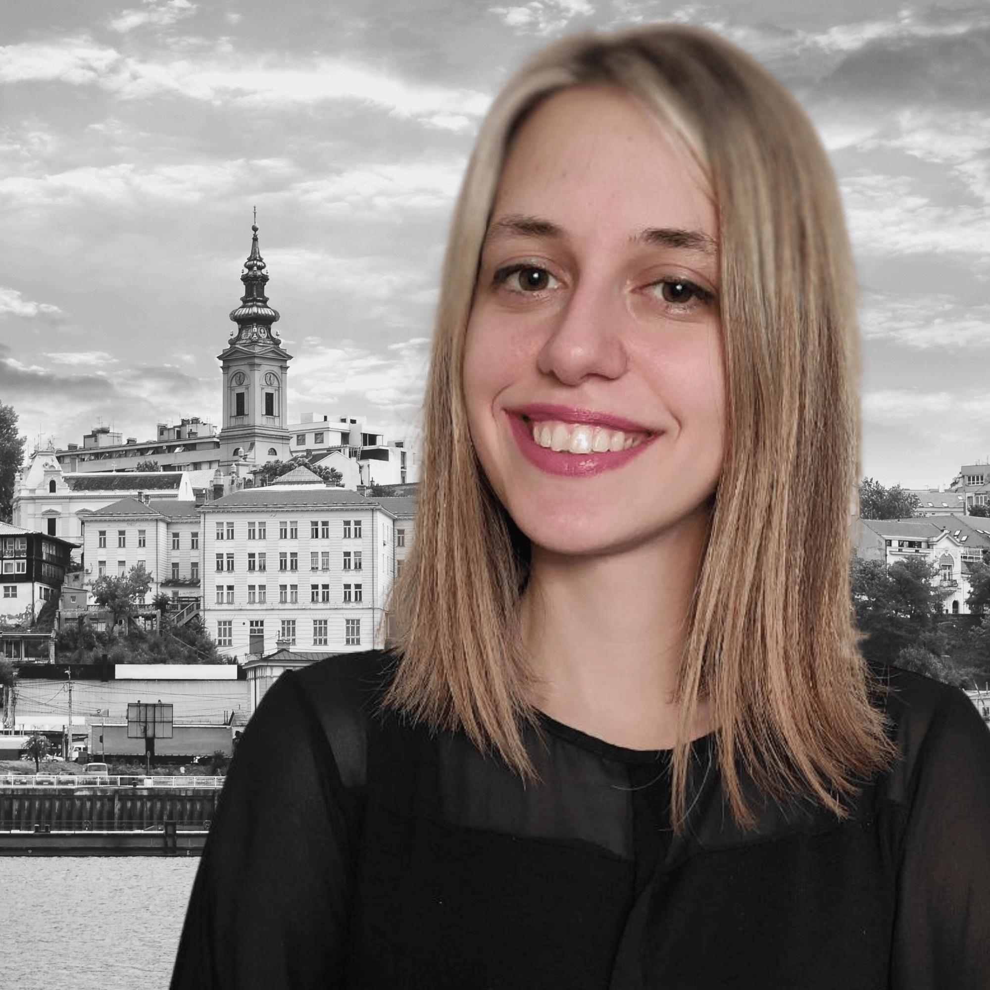 Stanislava Petrovic Nomad Capitalist Team
