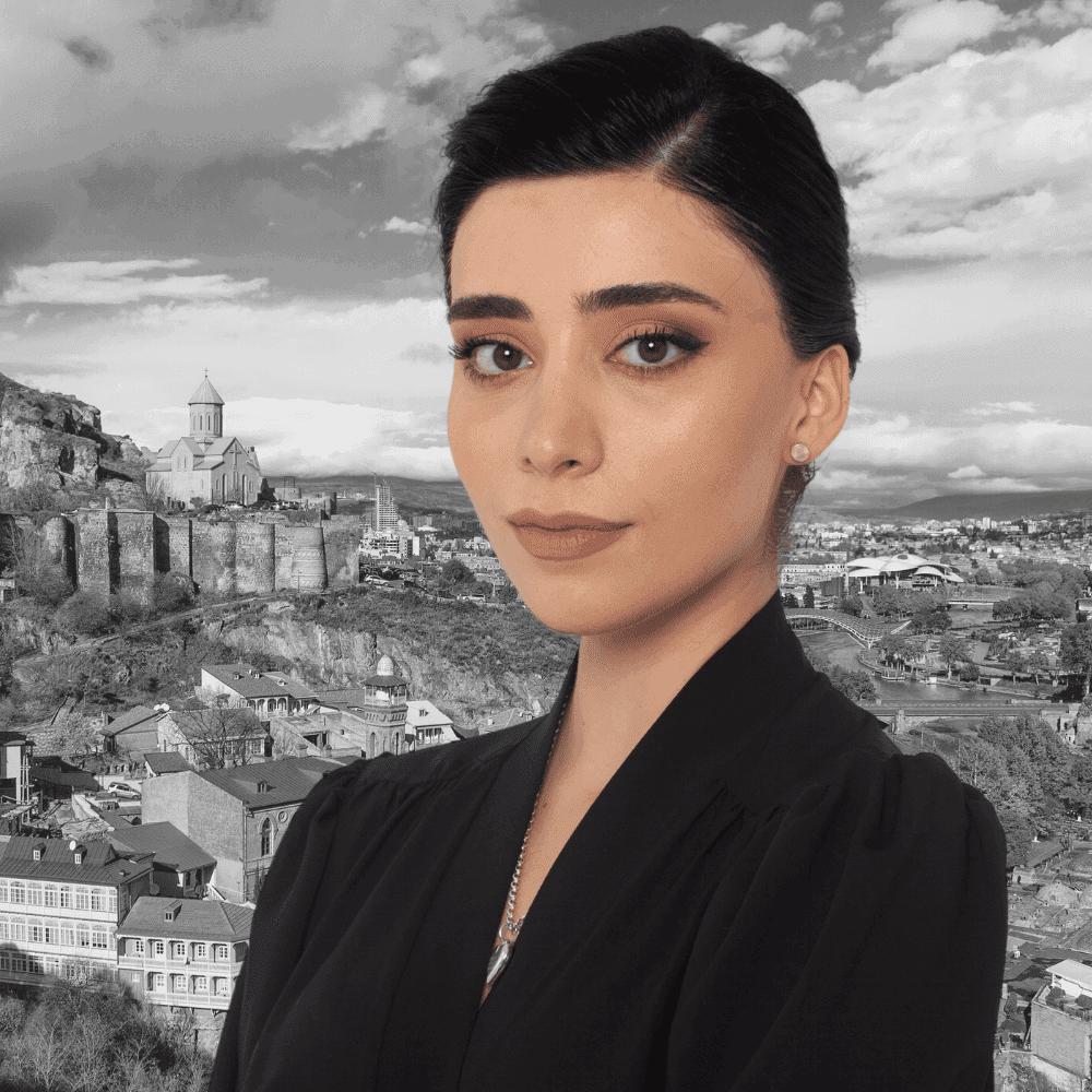 Eteri Terashvili Nomad Capitalist Team