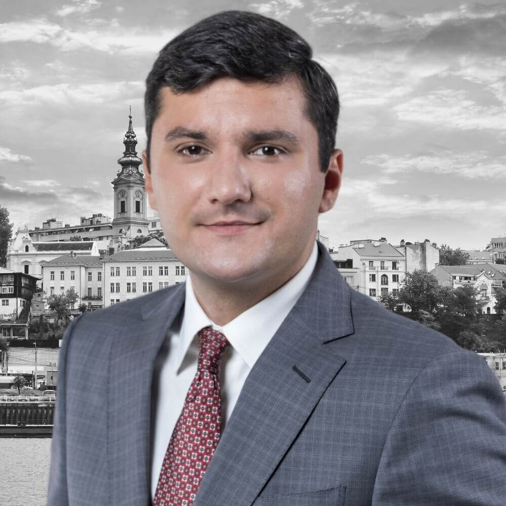 Balsa Bojović Nomad Capitalist Team