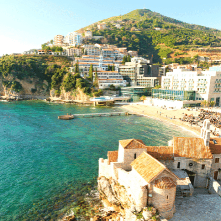 Budva Montenegro Nomad Beach Index 2021
