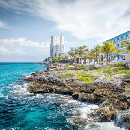 Cozumel Mexico Nomad Beach Index
