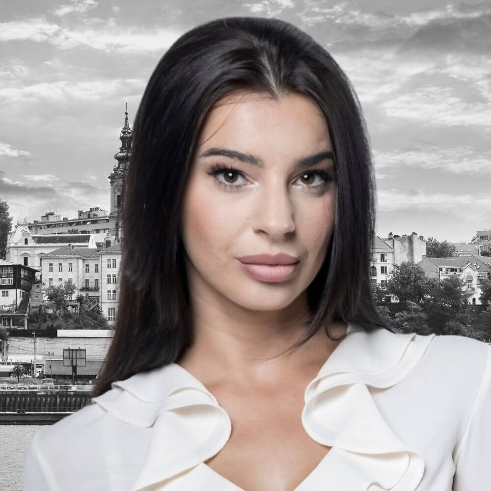 Jovana Danilova Nomad Capitalist Team