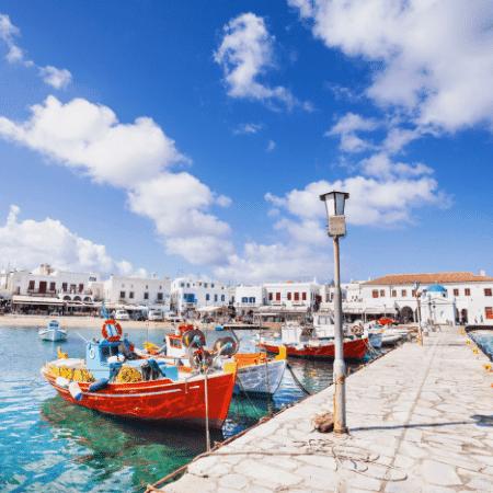 Mykonos Greece Nomad Beach Index 2021